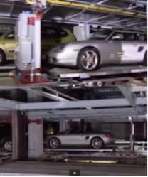 automated car park