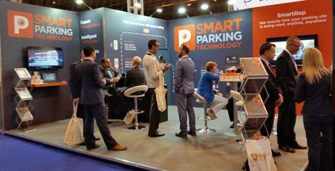 largest parking exhibition