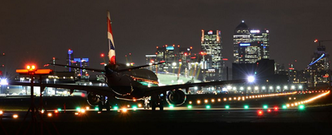 London city airport car parking