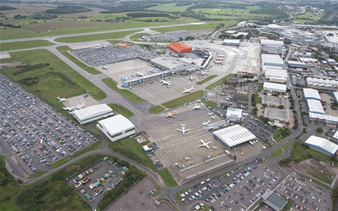 London luton airport car parking