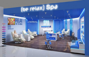 Relaxation and massage!